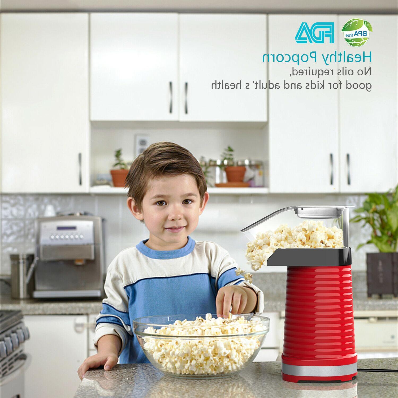 OPOLAR Popper Popcorn Maker 1200W Popcorn