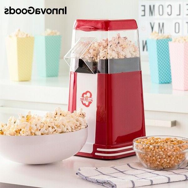 hot air popper popcorn maker 1200w electric