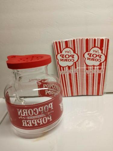 image popcorn making kit