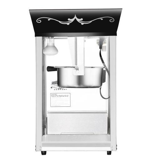 Matinee Movie Bar Style Popcorn Machine