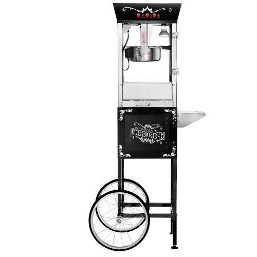 Matinee Bar Style Popcorn Machine
