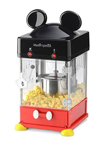mickey kettle popcorn popper