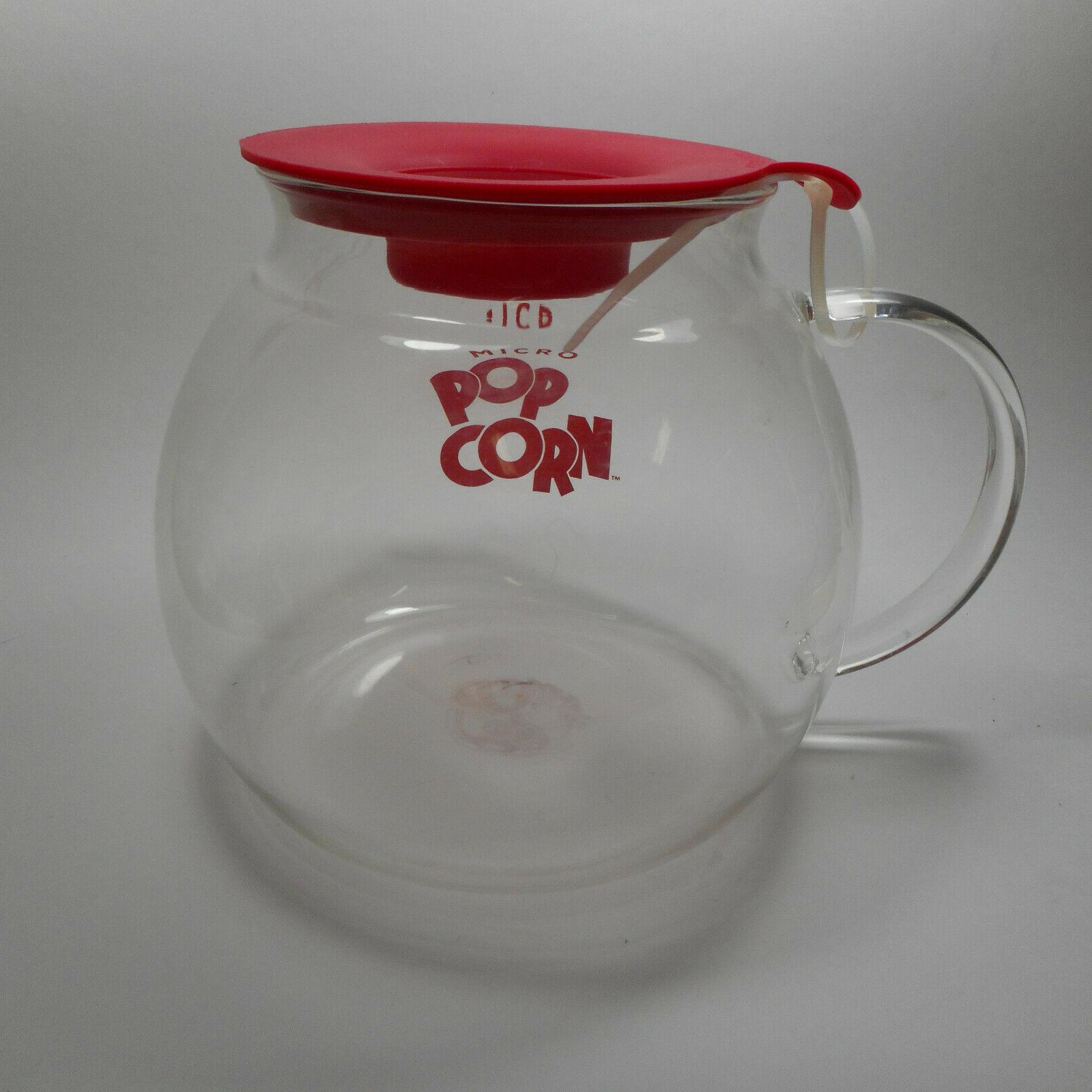 Ecolution 3 Capacity Microwave Popcorn
