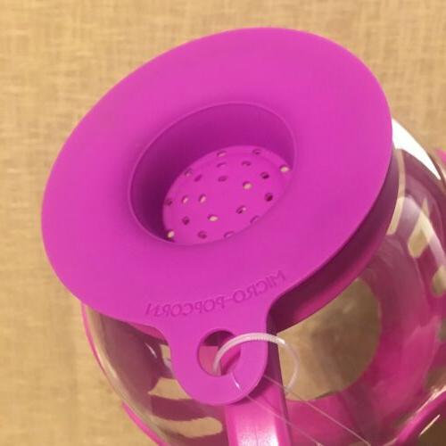 Ecolution Pop Popper For Pink 3 NWT