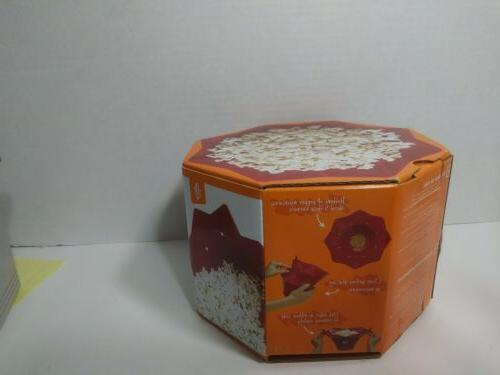 Microwave Popcorn by Color