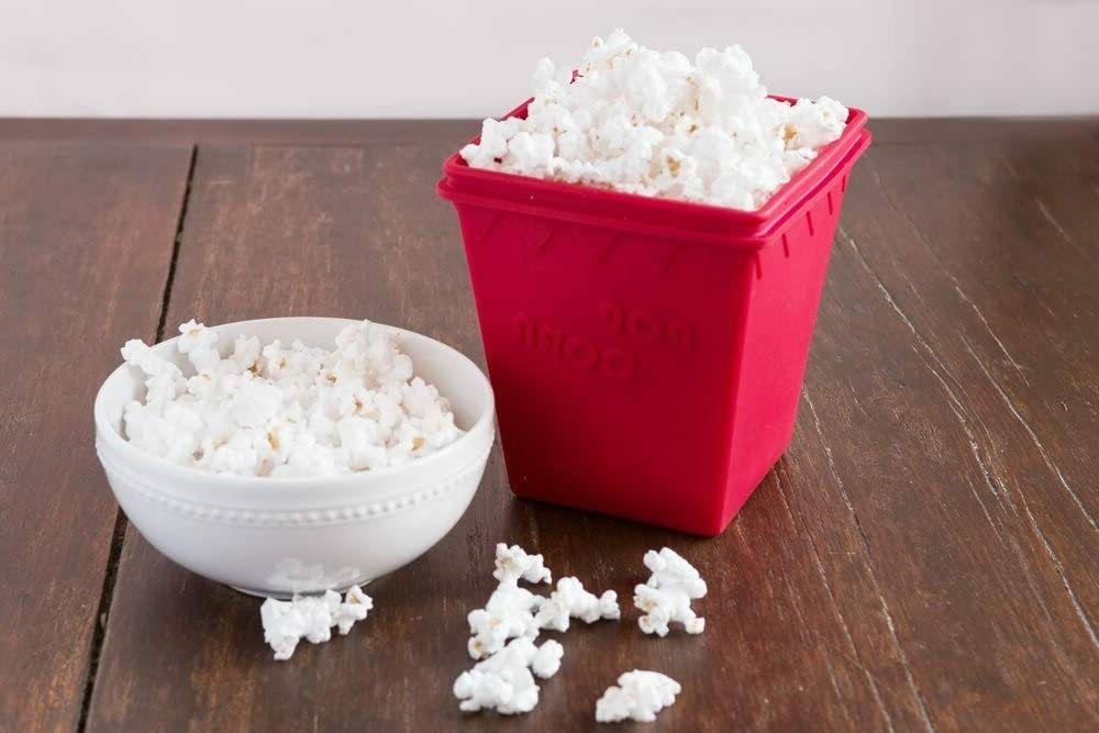 Microwave Popcorn Poppers Bags Popped - Needed