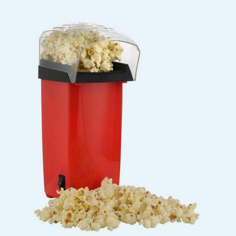 Mini Hot Maker Electric Popcorn Popper Popping