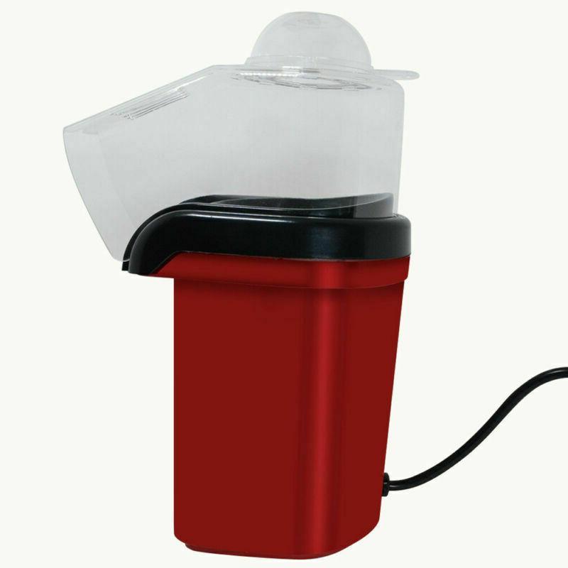 Mini Hot Air Popcorn Maker Household Popcorn Popper Popping Machine