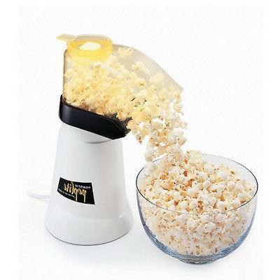 new hot air popcorn popper no oli