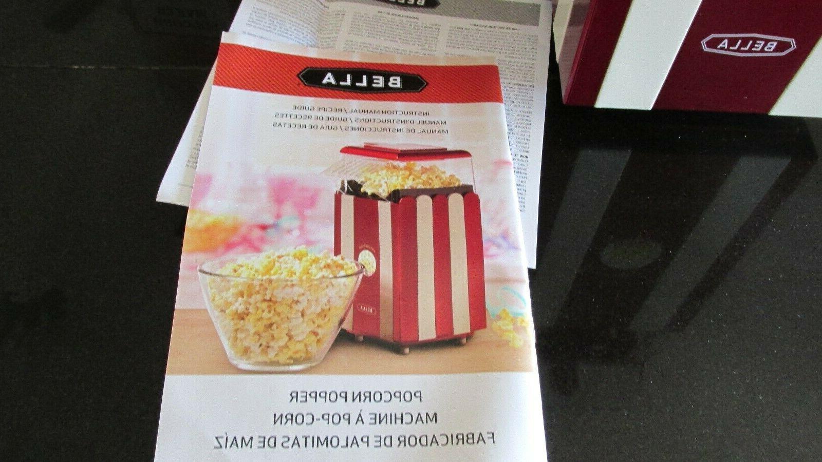 New Hot Popcorn Maker