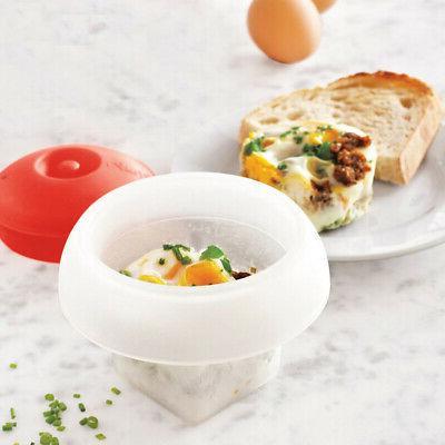 NEW Square Egg Cooker