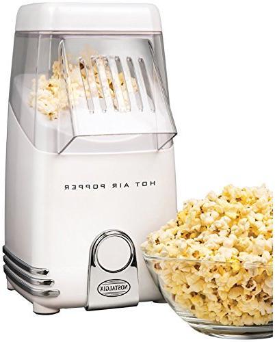 Nostalgia HAP8WT Air Popcorn Maker