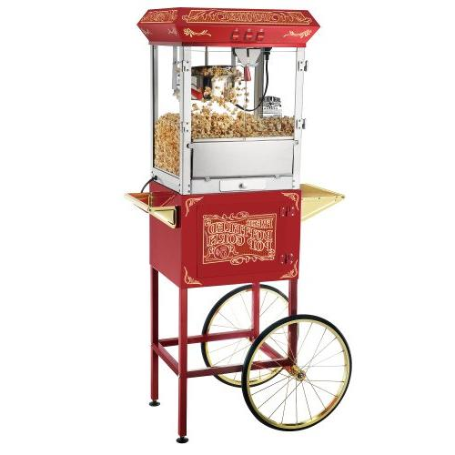 old time popper machine