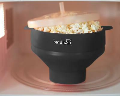 Original Popper Silicone Popcorn Collapsible