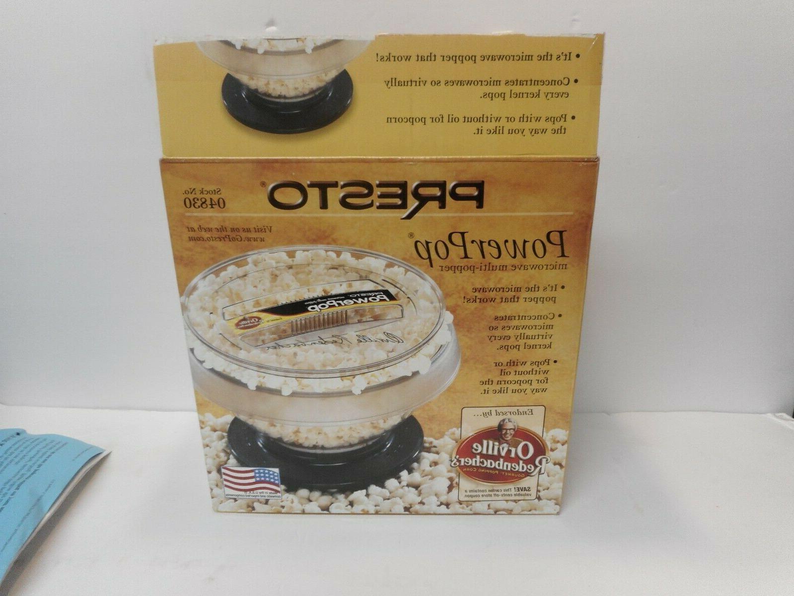 orville redenbacher s 04830 powerpop microwave multi