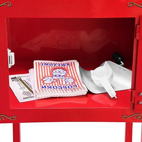 Great 5995 10 Perfect Popper Popcorn Machine - Red