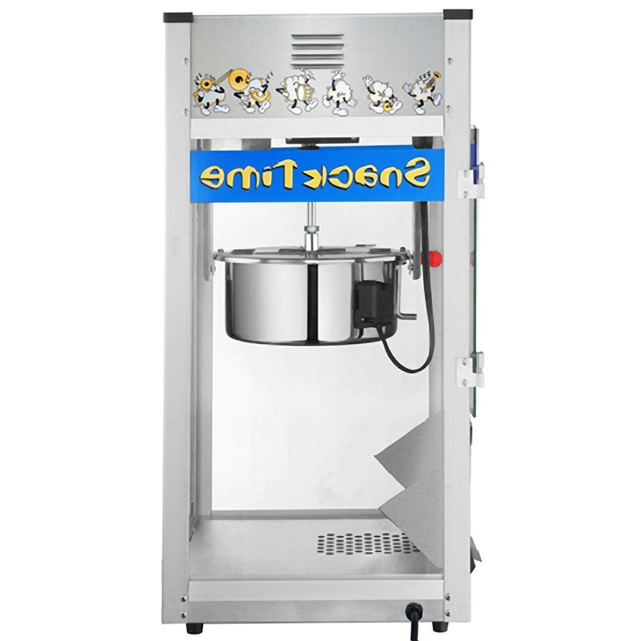 Great Pop Heaven Commercial Popper Machine,