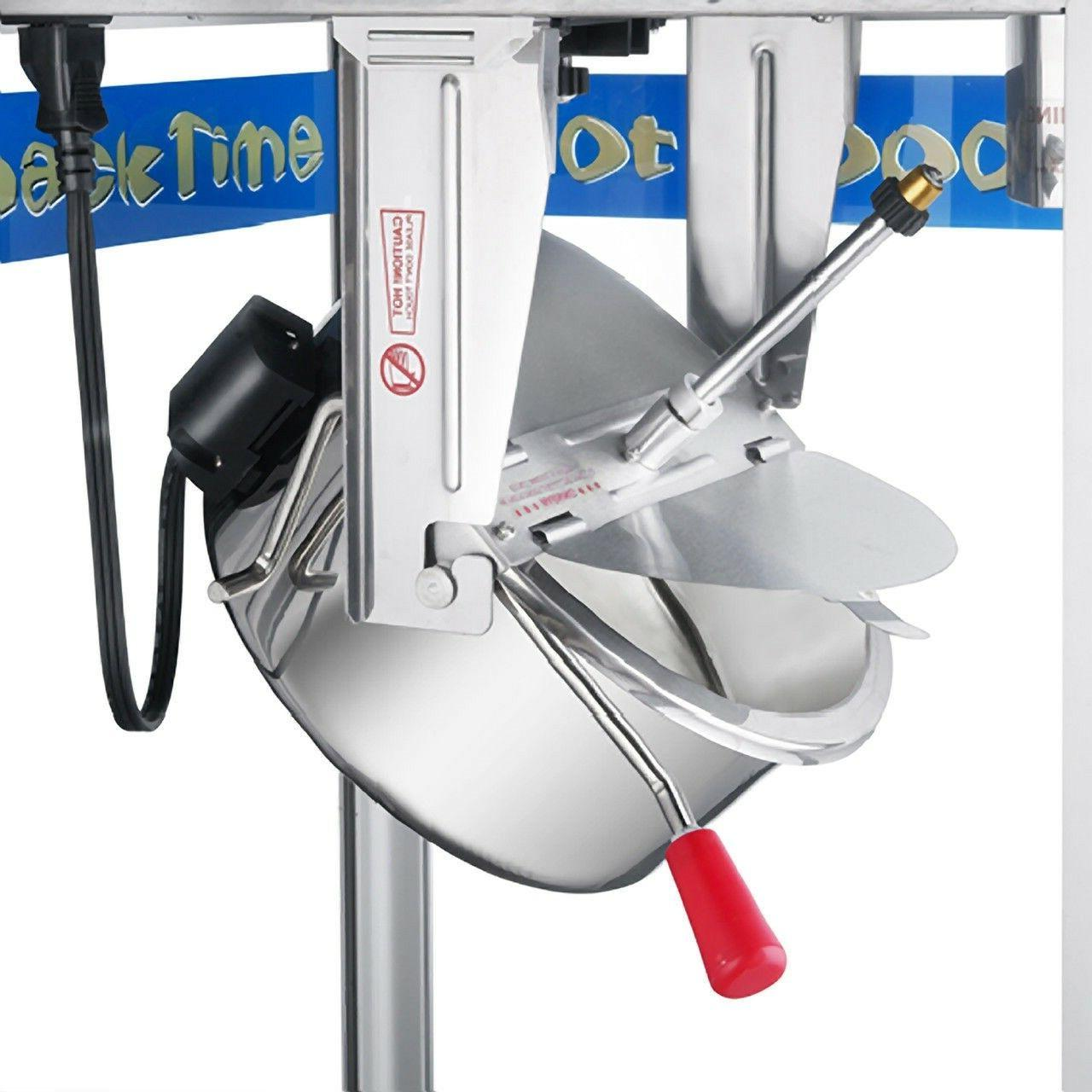 Great Northern Pop Commercial Popcorn Popper Machine,