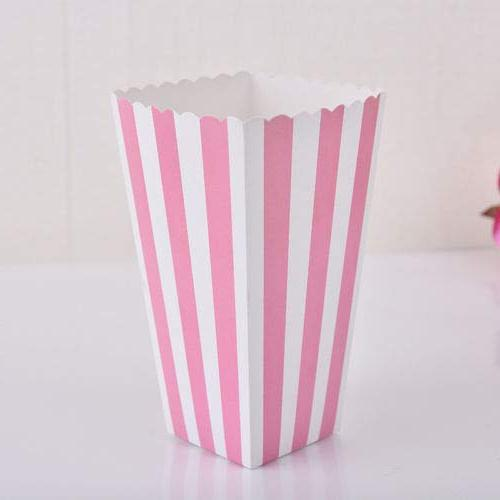 popcorn colorful gold gift party