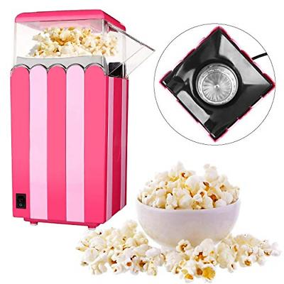 PowCube Maker,Hot Popcorn Popper Machine Healthy Popping