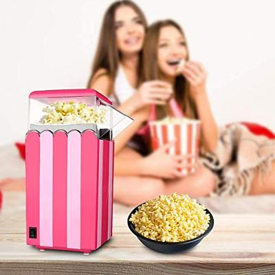 PowCube Popcorn Air Popcorn Healthy Popping Oil