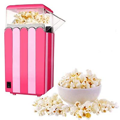 popcorn maker hot air popcorn popper machine