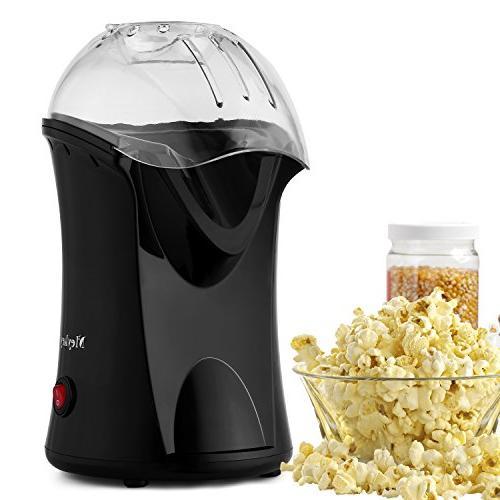 Popcorn Maker, Machine, 1200W Popper Healthy Oil