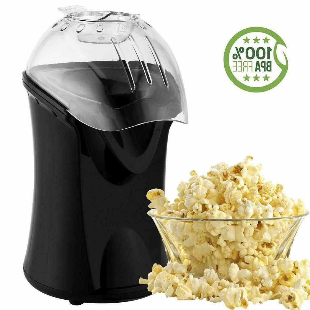 Popcorn Hot Air Popcorn Healthy Oil Need