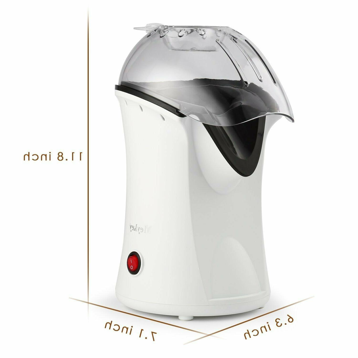 Popcorn Hot Air Popcorn Popper Healthy Machine Need