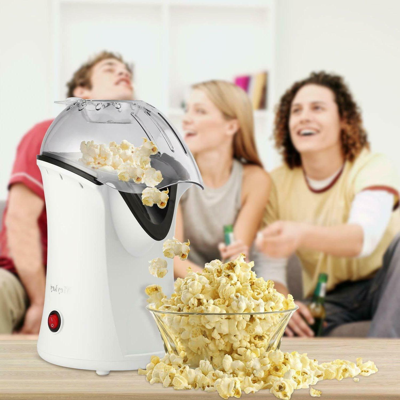 Homdox Air Pop Popcorn Mini Home