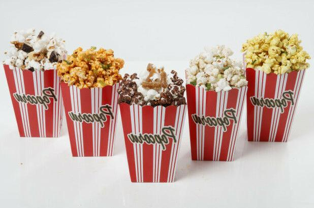 Popcorn For Movie Theater Party Use Capacity 8 oz