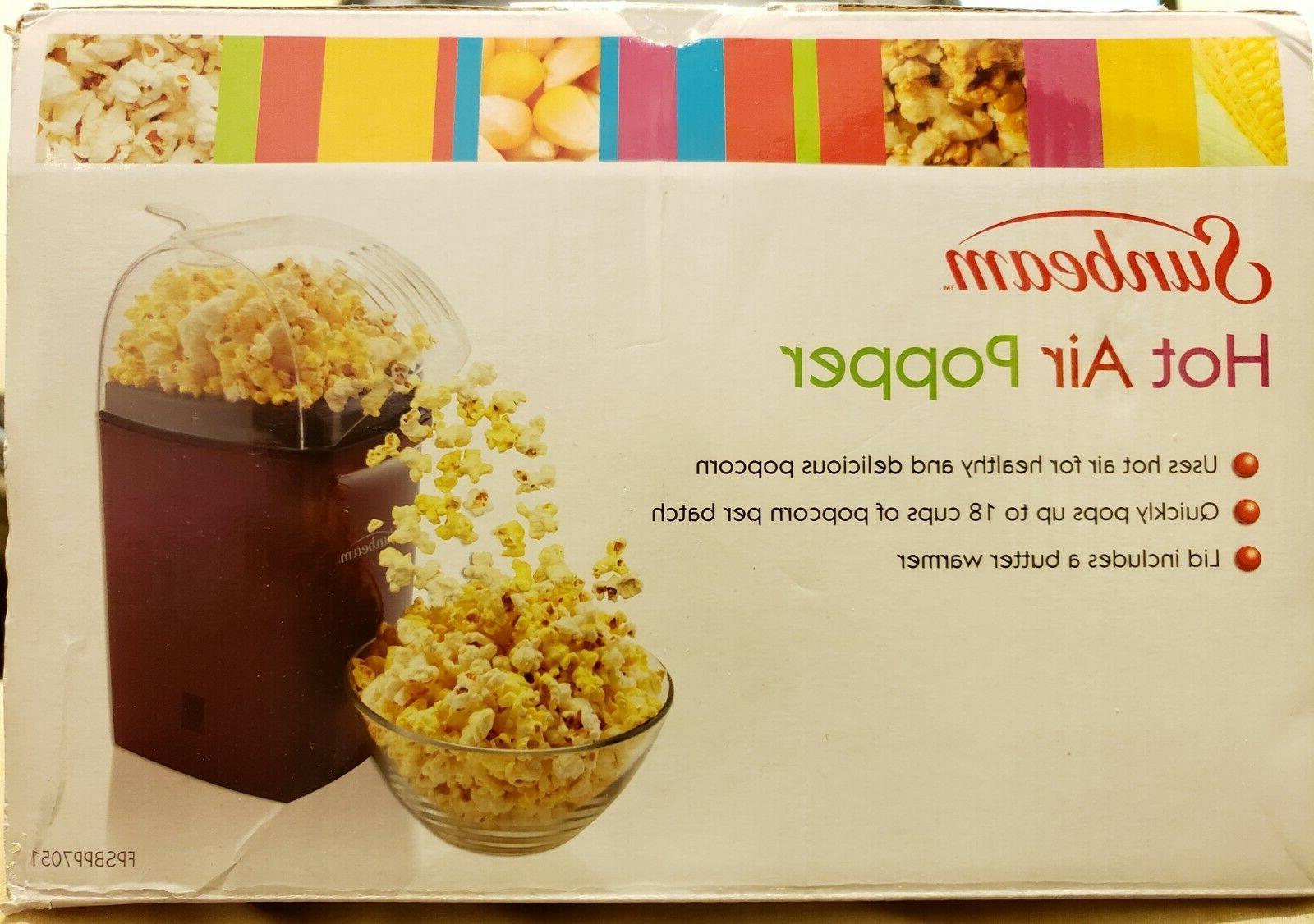 Popcorn Maker Hot
