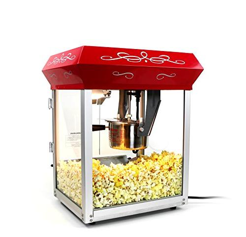 Paramount Machine New Feature-Rich 6 Hot Oil