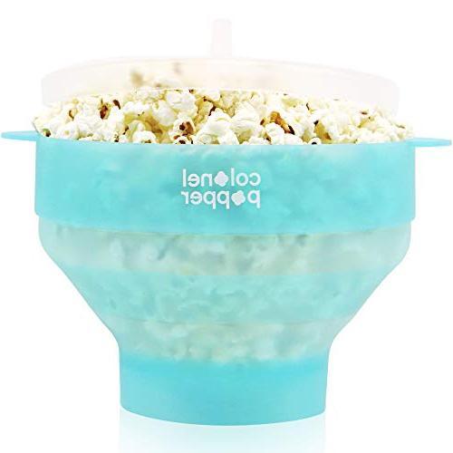 popcorn microwave maker silicone