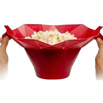 Popcorn Maker Microwave de cocina