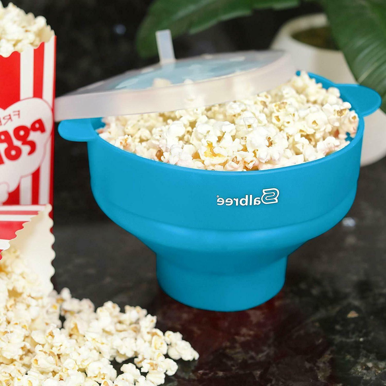 Popcorn Popcorn Maker Kitchen Bowl