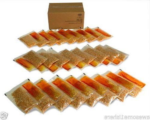 popcorn refill packs supply kit 24 count
