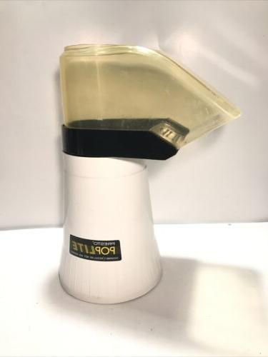 poplite air corn popper