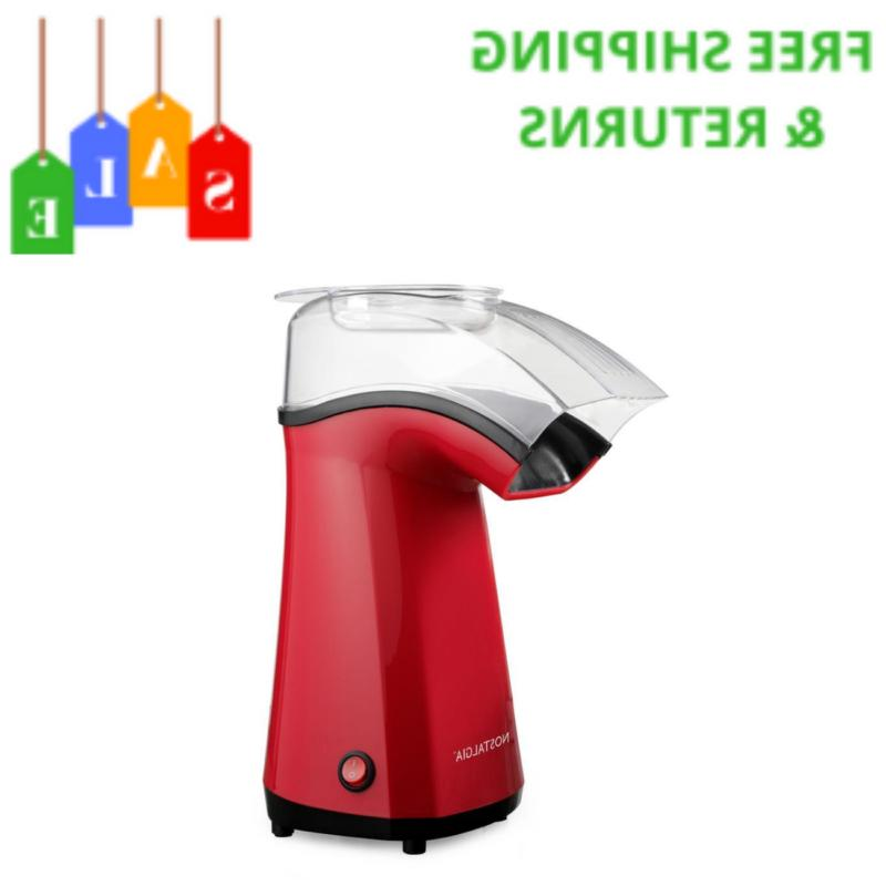 Portable High Quality Popcorn Maker Machine For Home With Ho