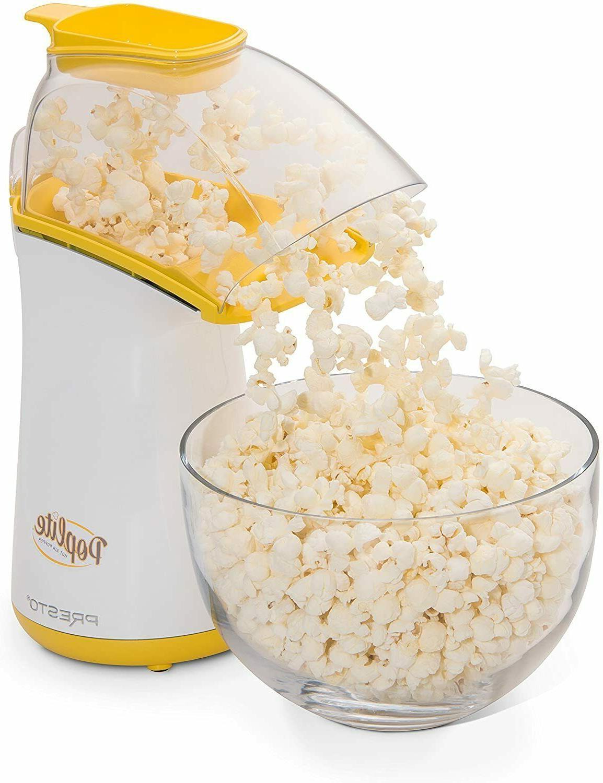 Presto PopLite Hot Electric Popcorn Popper Maker Machines No NEW