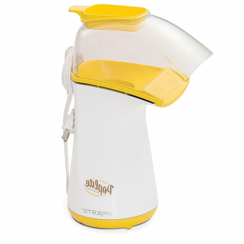 04820 poplite hot air popper yellow