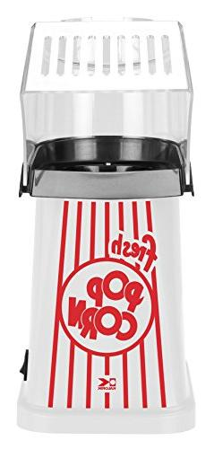 red healthy air popcorn maker