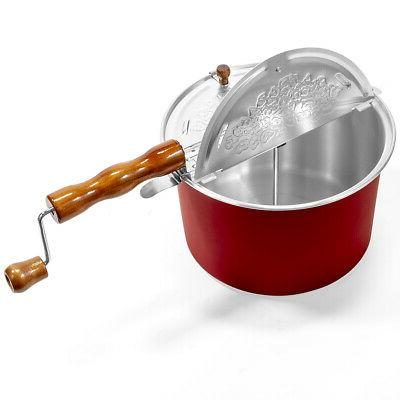 Red Kettle Stirring