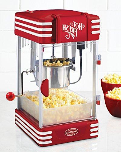 Nostalgia Electrics Retro Popcorn Popper,