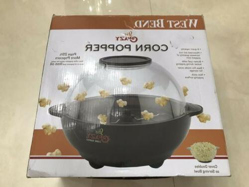 stir crazy 6 quart hot oil corn