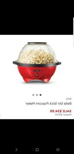 Bella Stir Strike Popcorn Maker