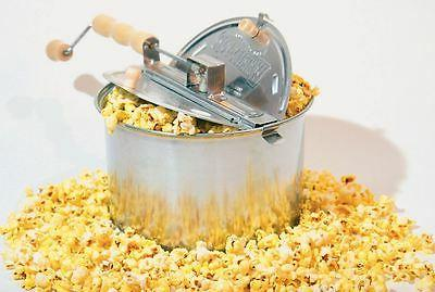 Whirley Metal Gear Popcorn Wabash Valley