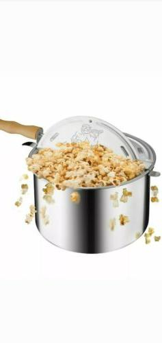 6250 Great Northern Popcorn Original Spinner Stovetop 6 1/2