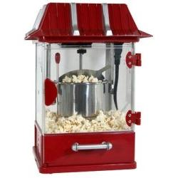 Table-Top Popcorn Popper, Easy to Use, Makes 5 Cups of Theat