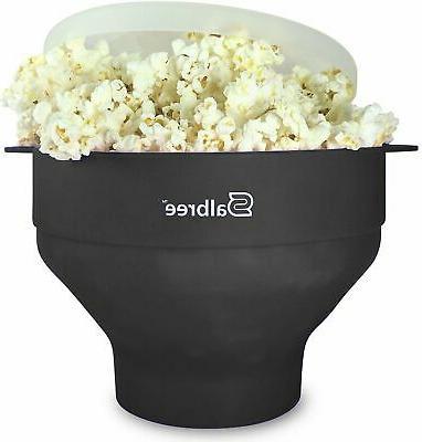original microwave popcorn popper silicone popcorn maker